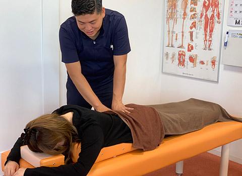 まいれ式ギックリ腰治療法