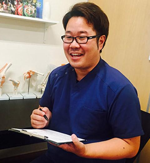 みつとも鍼灸整骨院代表取締役 岩崎充倫様